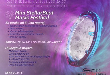 Mini StellarBeat Music Festival Multisport Arena