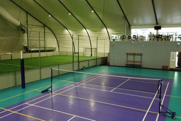 Badminton & Odbojka